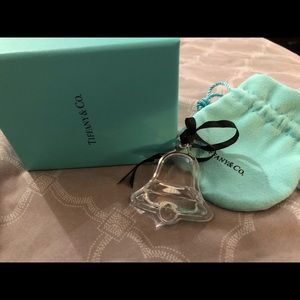 Authentic Tiffany & Co Bell 🔔 Ornament